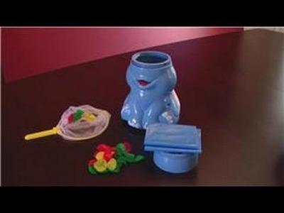 Kids' Crafts : Toddler Board Games