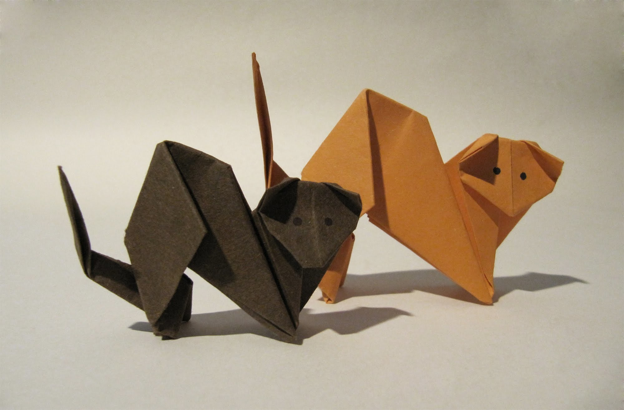 origami cat easy origami tutorial how to make an