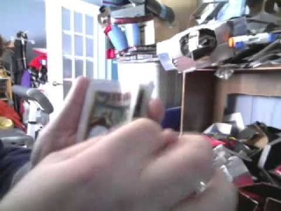 Paper craft Kamen rider belt and advent deck home  made