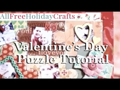 Perfect Fit Valentine's Puzzle Tutorial