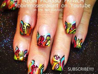 PIcasso Nail Art Tips