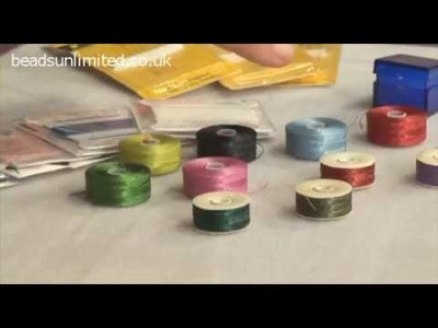 Threads - The Beginners' Guide to Beading