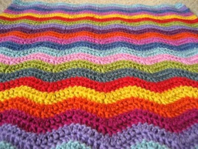 24 Easy Crochet Baby Blanket Patterns