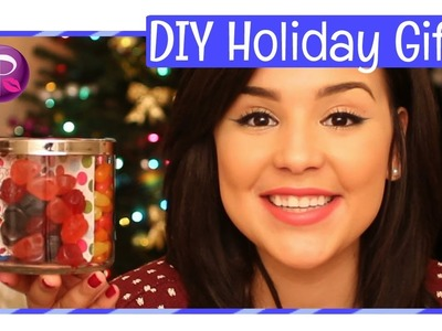 3 Easy DIY Holiday Gifts - MakeupbyAmarie