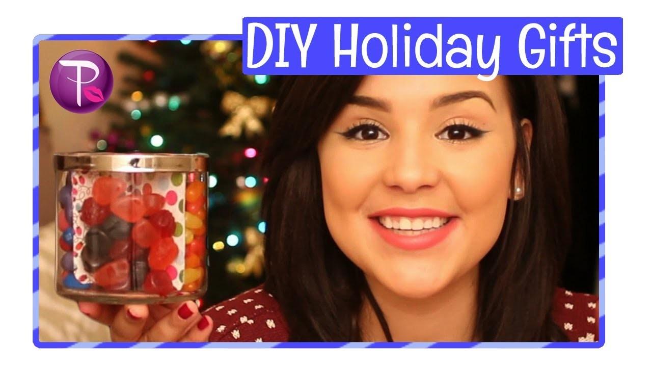 3 Easy DIY Holiday Gifts - MakeupbyAmarie