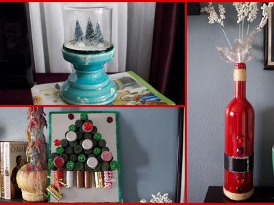 6 DIY Christmas Decorations!
