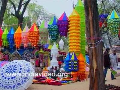 Applique art Interior decoration Handicraft India