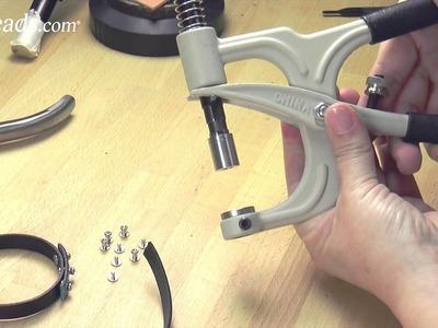 Artbeads MiniVid - How to Apply Swarovski Studs
