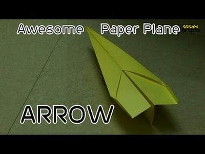 paper airplane launcher instructions