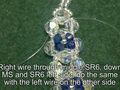 Beading4perfectionists : The complete Victorian Swarovski. Miyuki set beading tutorial
