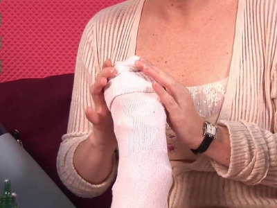 Children's Crafts & Activities : How to Make a Sock Baby