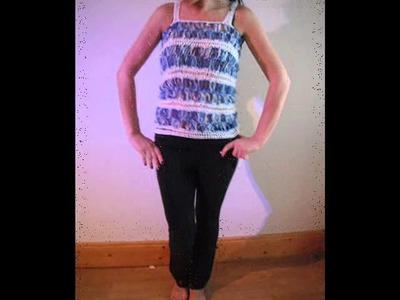 Crochet dress, tops , sweater, summer collection by marifu6a