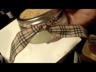 DIY: All Natural Deodorant TUTORIAL | Citrus Scent (NEW)