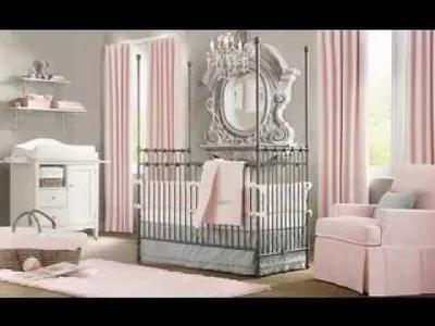 DIY Baby girl room decorating ideas