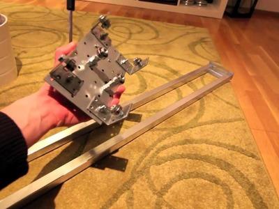 DIY: Cheap DSLR SLIDER