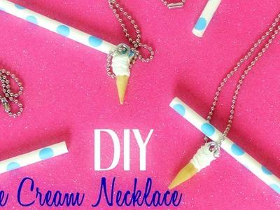 DIY Crafts: Ice Cream Necklace - KidPep Crafts & DIY