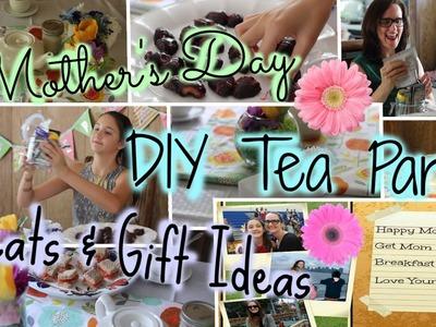 DIY Mother's Day Tea Party: Treats & Gift Ideas