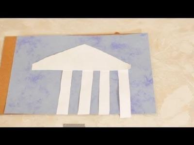 Greece Crafts for Preschoolers : Crafts for Kids