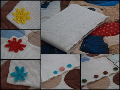 How To Crochet Laptop Sleeve Tutorial