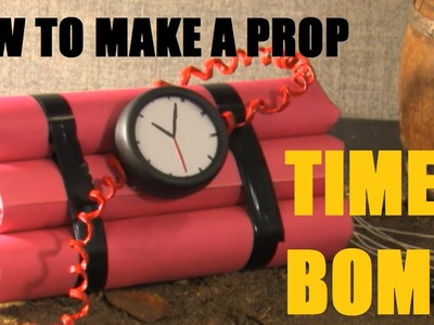 How to make a Prop Timebomb