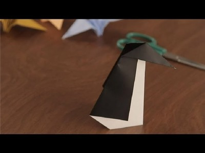 How to Make an Origami Penguin : Simple & Fun Origami