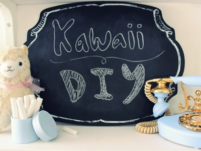 ♥ Kawaii Room Decor DIY | Chibiloli ♥