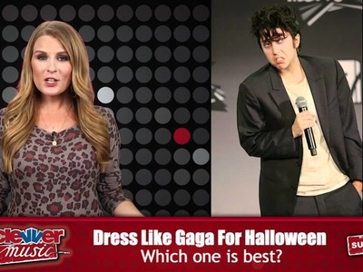 Lady Gaga Halloween Costume DIY Guide