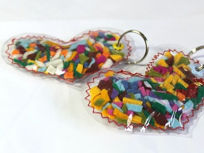 Make a Heart Keychain for Mother's Day - DIY Style - Guidecentral