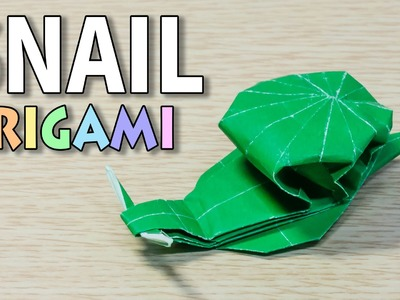 how to make a snail shell