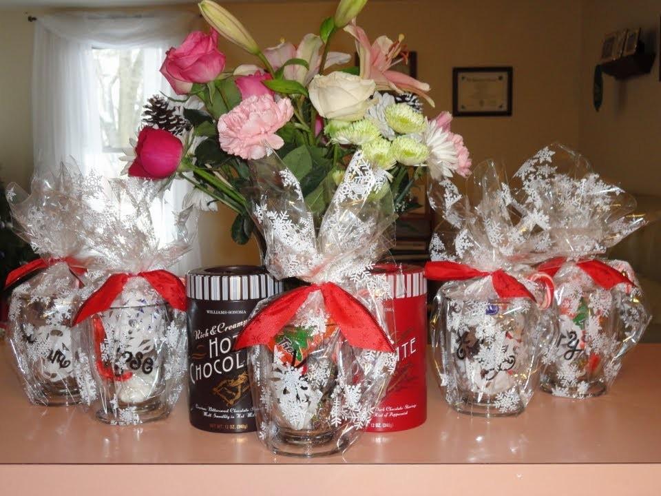 Semi-Homemade DIY Christmas Gift Idea