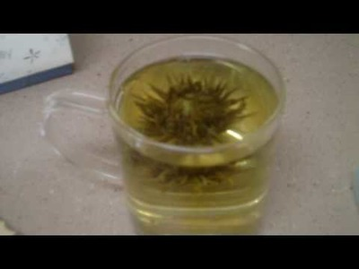 Tea Related: How to make Blooming Tea