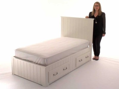Belden Kids Storage Bed: A Combination of Classic Style and Functionality | Pottery Barn Kids