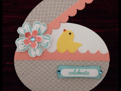 Craft Series - Easter Egg Card