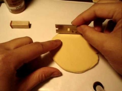DIY Deco Den How To Make A Waffle With Hearty Clay