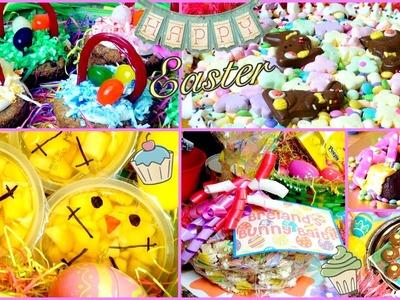 DIY Easter Treats & Snack Ideas!