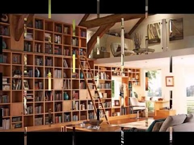 DIY Library decorations ideas