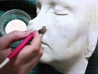 DIY: Witches Nose Prosthetic
