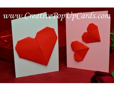 Easy and Fast Origami Heart