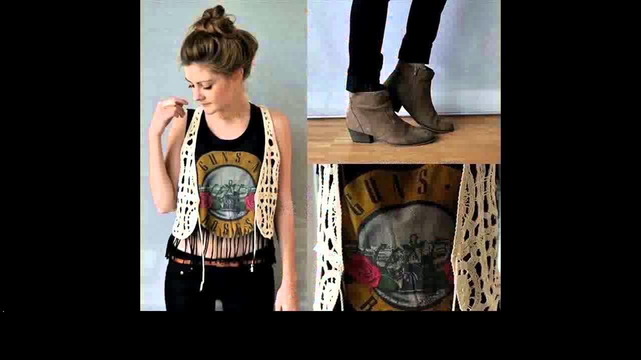 Easy crochet vest tutorial