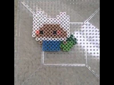Finn Perler Beads!