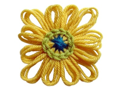 Flower Looms - Chain Stitch Rounds