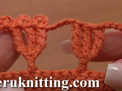 How to Crochet Complex Stitch Tutorial 24