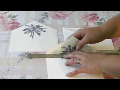 How To Insert An Envelope Liner- DIY Instructions for Envelope Liners