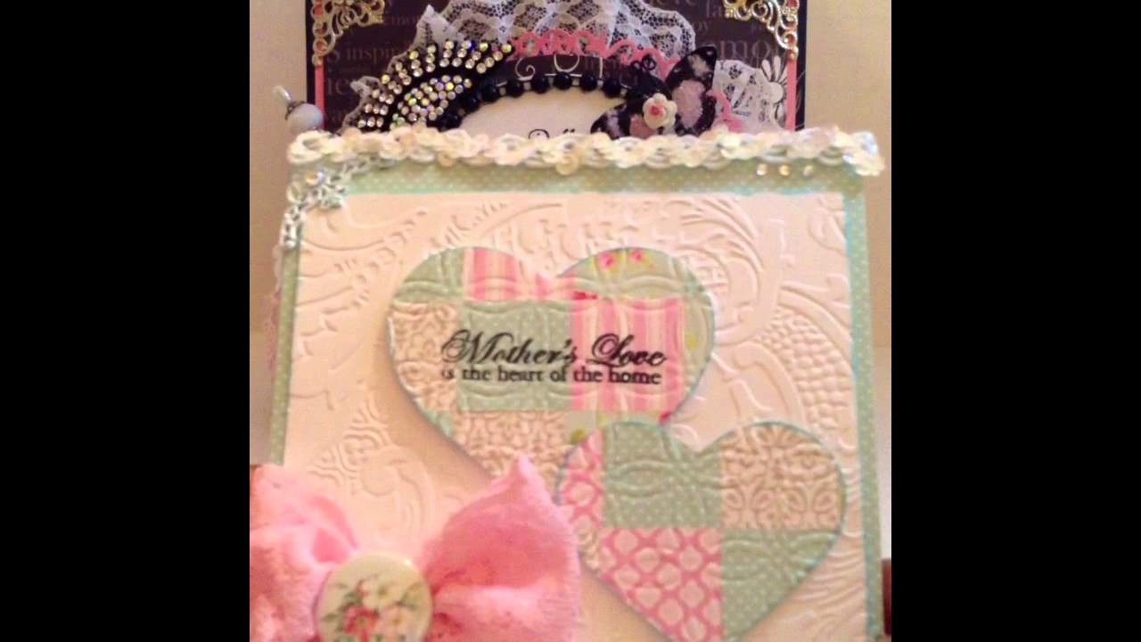 Mother's Day Cards with Matching Box (Art Attack Supplies)