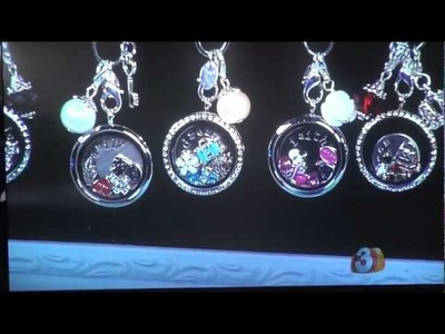 "Origami Owl - KTVK TV ""Your Life A to Z"""