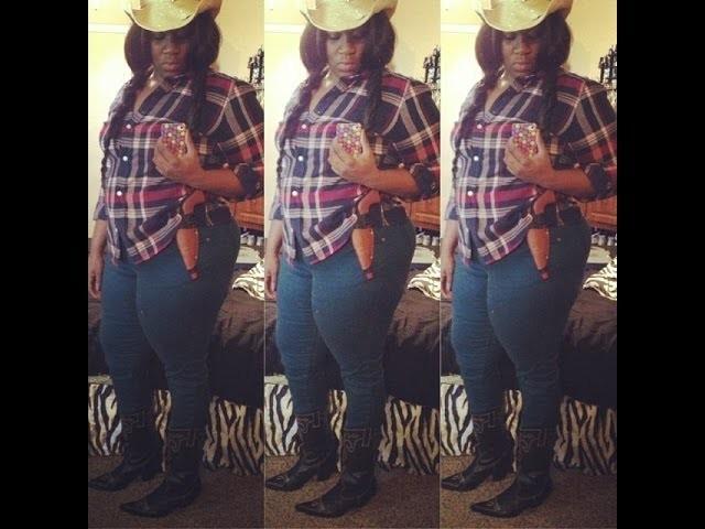 Sexy Cowgirl Costume Diy