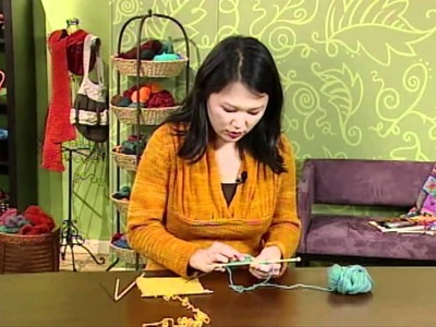 Quick Knitting Tips from Eunny Jang: How to Rip Out Your Knitting, From Knitting Daily TV 609