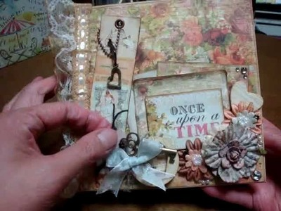"Scrapbooking ""Is this shabby chic??"""