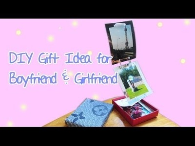 [Sunny DIY] Simple Gift Idea for Boyfriend.Girlfriend- Photo Chain