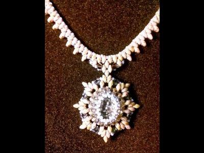 Superduo, Swarovski,mezzi cristali,perline Toho & Miyuki Rocailles,Rizo beads